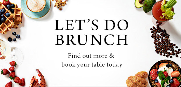 Brunch available at The Encore